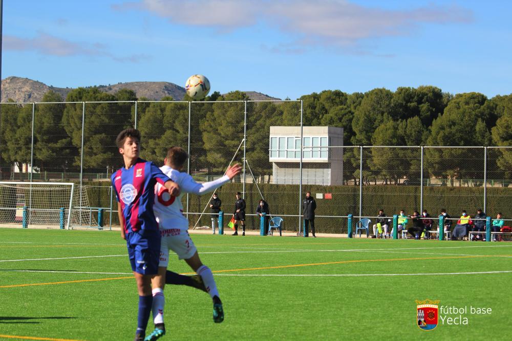 Juvenil A - Academico Murcia CF 15