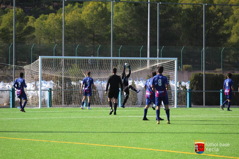 Juvenil A - Academico Murcia CF 16