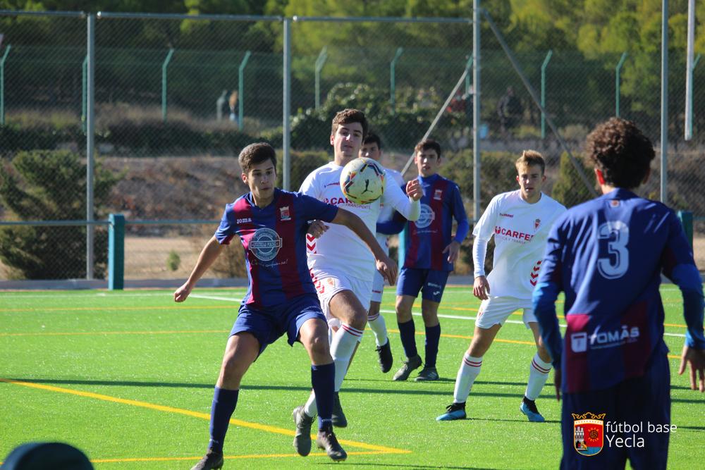 Juvenil A - Academico Murcia CF 18