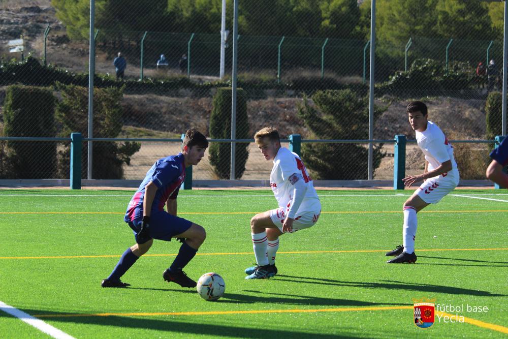 Juvenil A - Academico Murcia CF 19