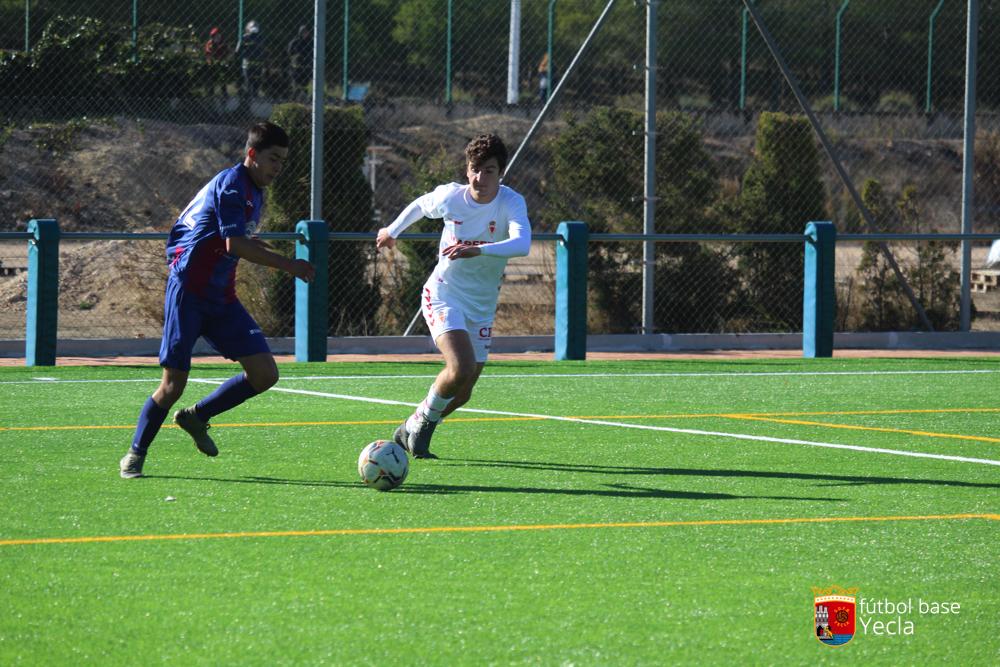Juvenil A - Academico Murcia CF 20