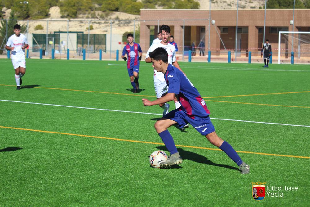 Juvenil A - Academico Murcia CF 21