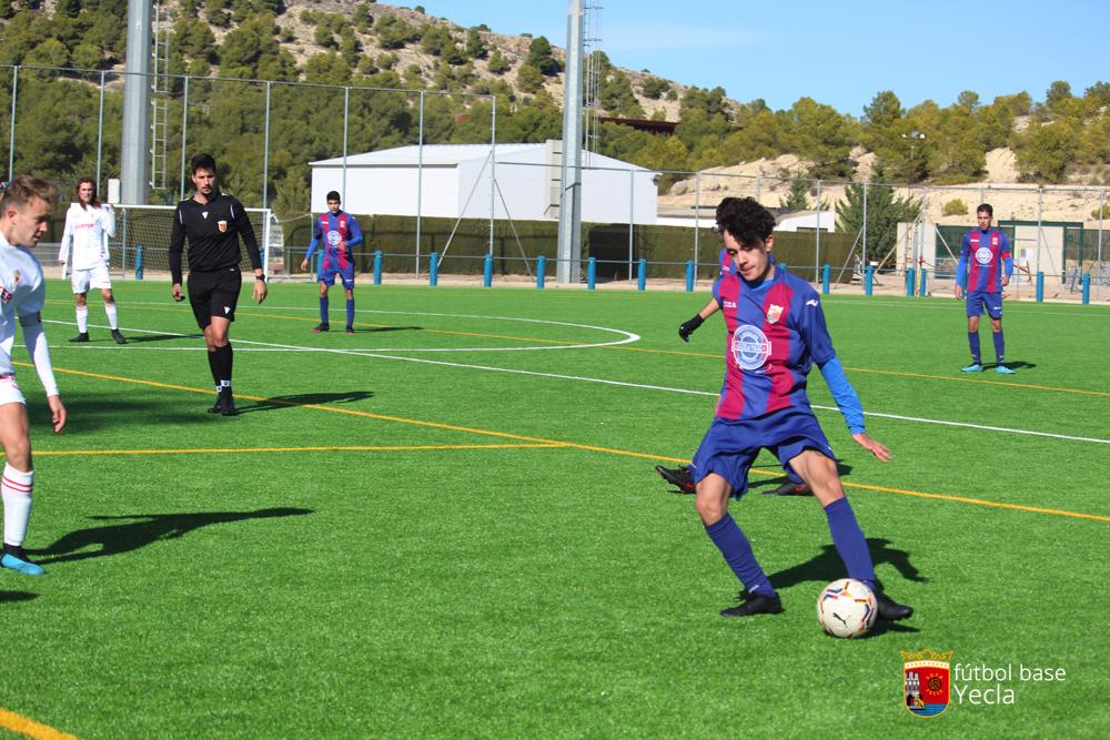 Juvenil A - Academico Murcia CF 22