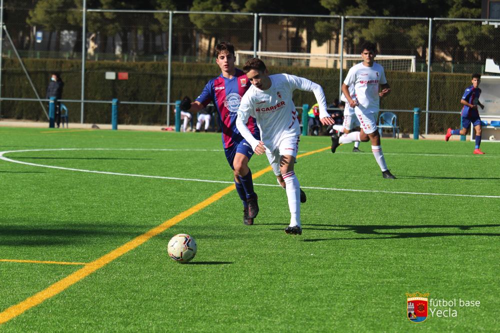 Juvenil A - Academico Murcia CF 23