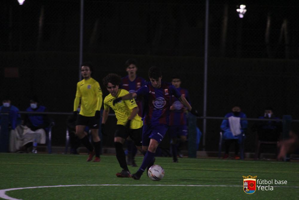 Juvenil A - EFB Puente Tocinos 12