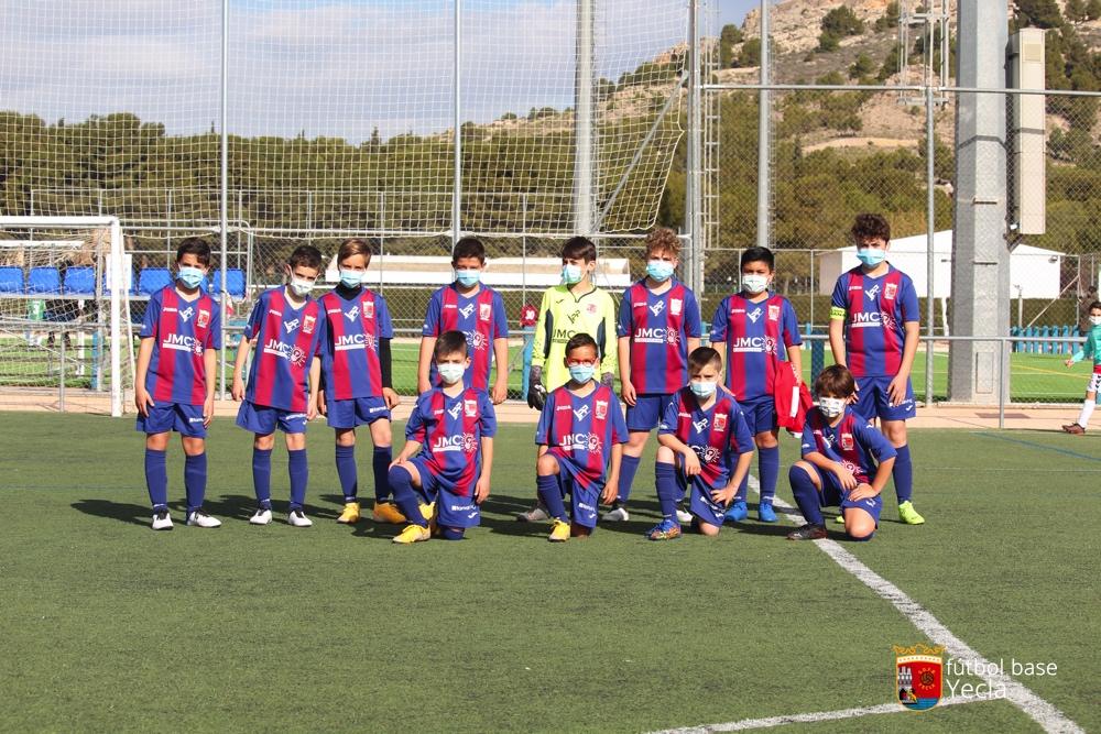 Alevin B - EF San Miguel A 01