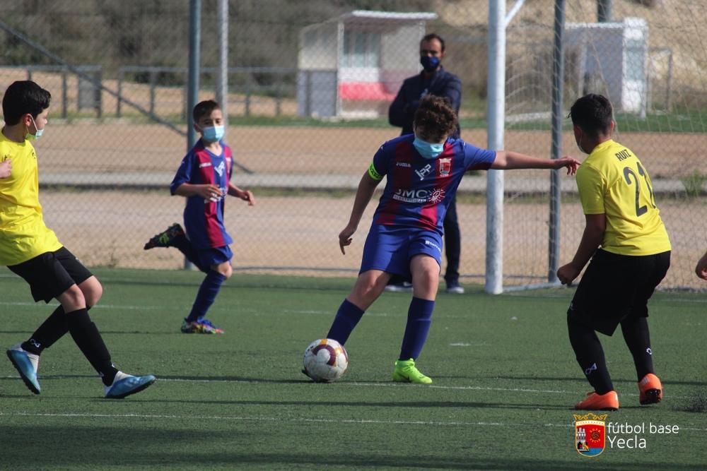 Alevin B - EF San Miguel A 04
