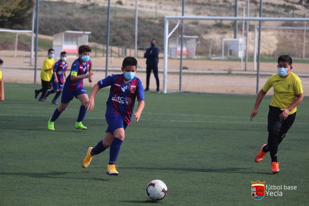 Alevin B - EF San Miguel A 06