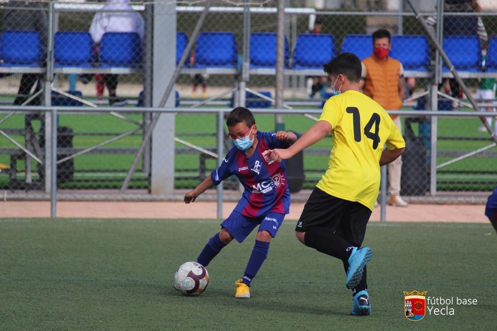 Alevin B - EF San Miguel A 07