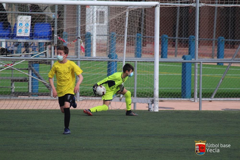 Alevin B - EF San Miguel A 08