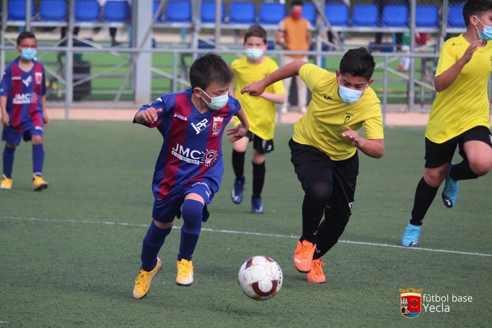 Alevin B - EF San Miguel A 09