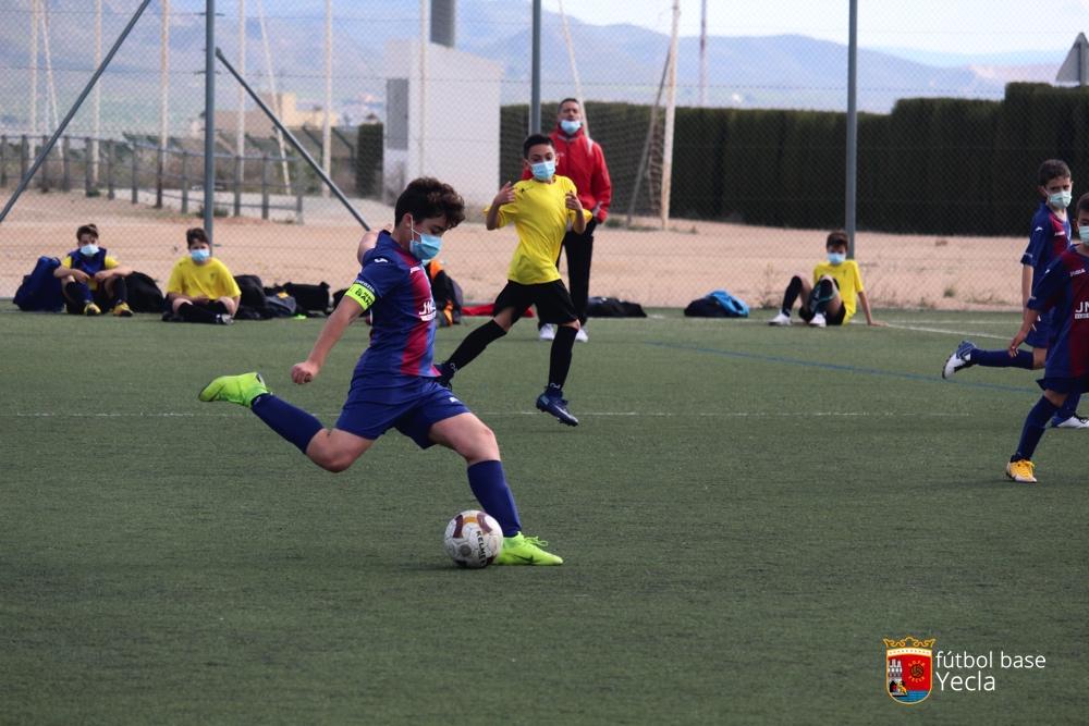 Alevin B - EF San Miguel A 10