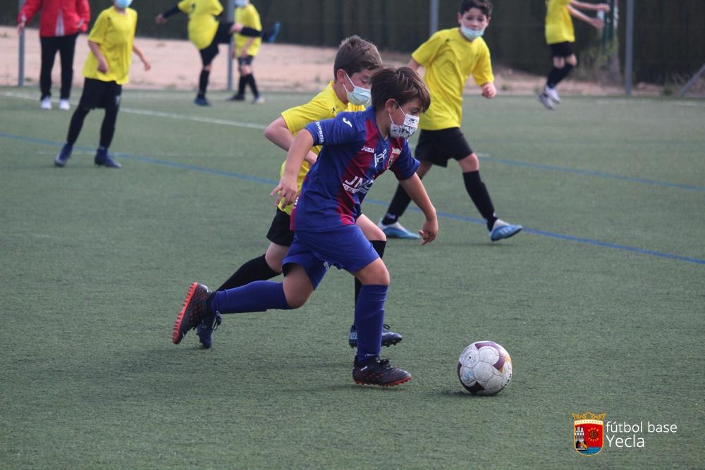 Alevin B - EF San Miguel A 11