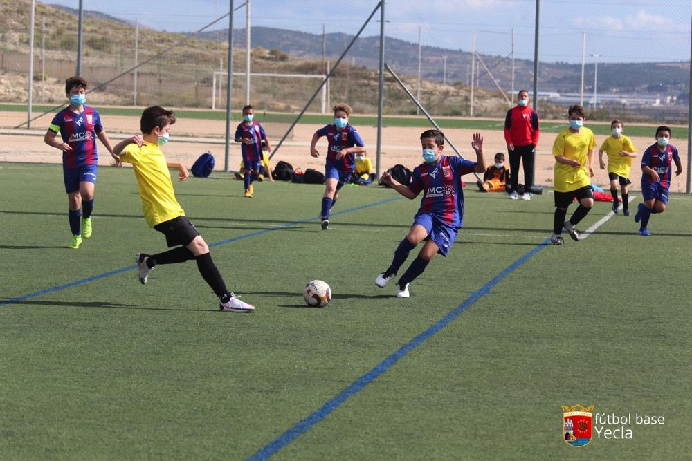 Alevin B - EF San Miguel A 12
