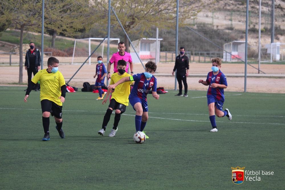 Alevin B - EF San Miguel A 14