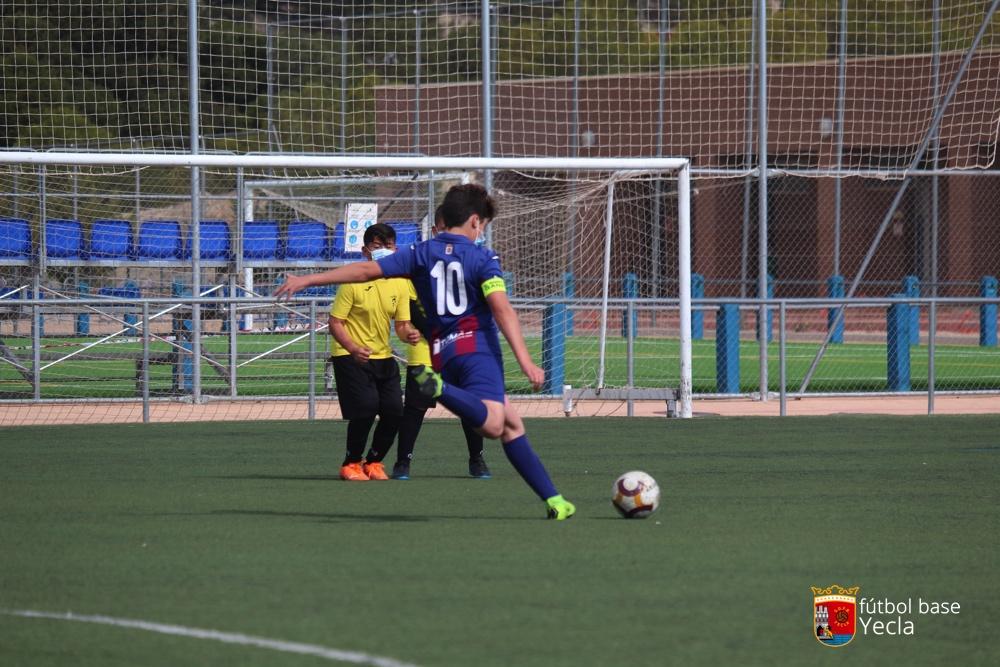 Alevin B - EF San Miguel A 15