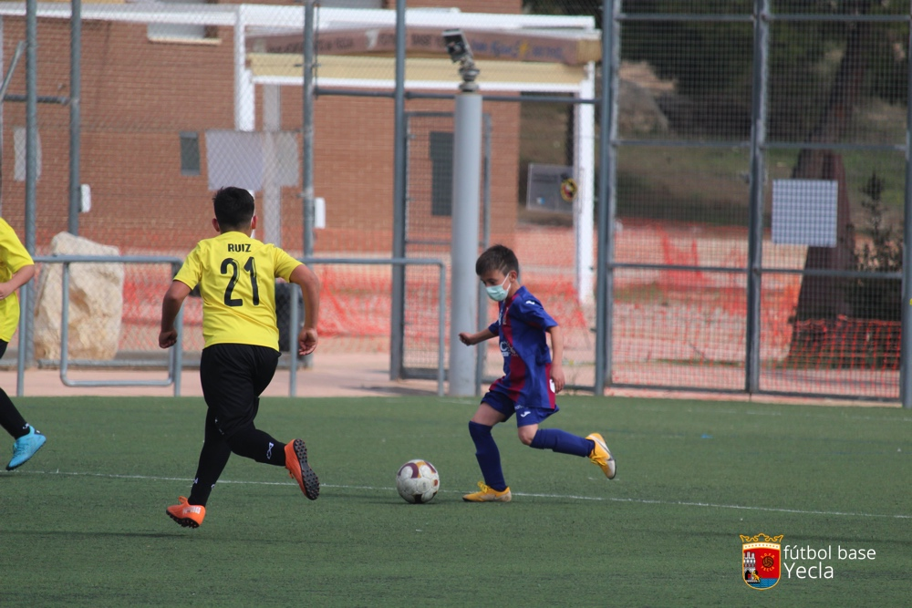 Alevin B - EF San Miguel A 16
