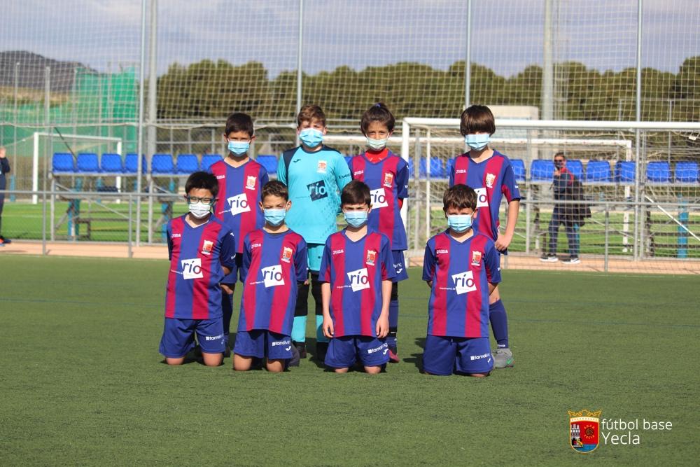 Benjamin - Academico Murcia CF 01
