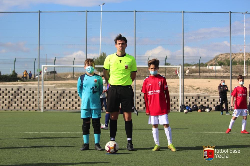 Benjamin - Academico Murcia CF 02