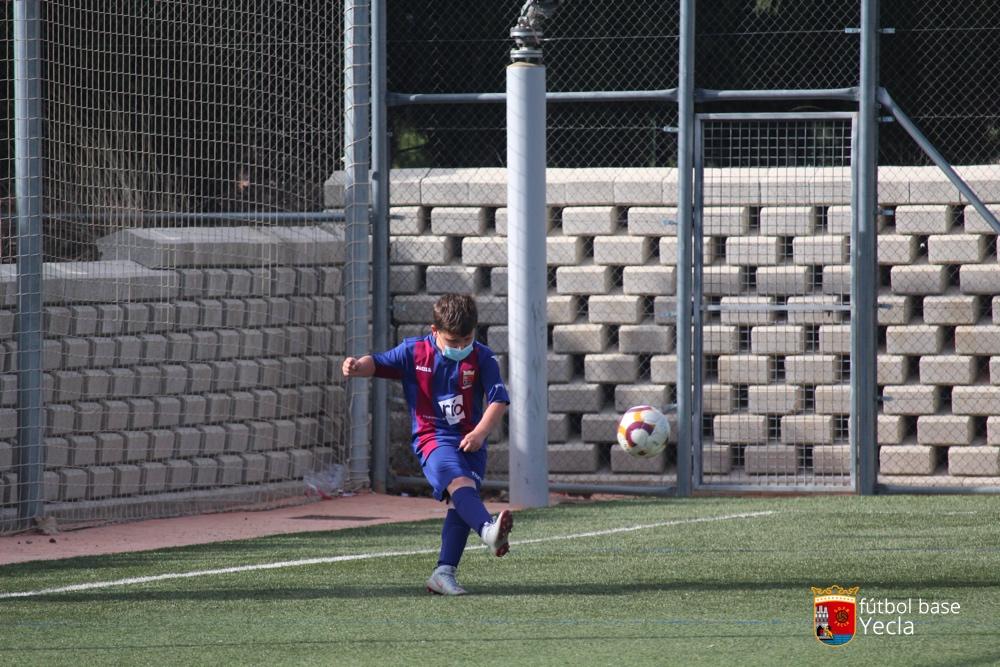 Benjamin - Academico Murcia CF 03