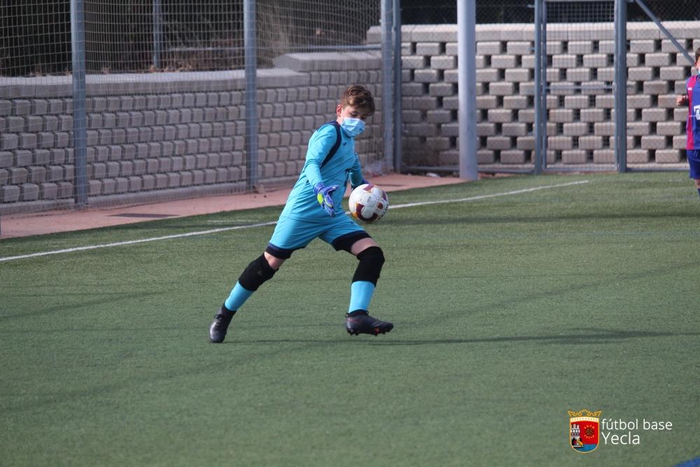 Benjamin - Academico Murcia CF 04