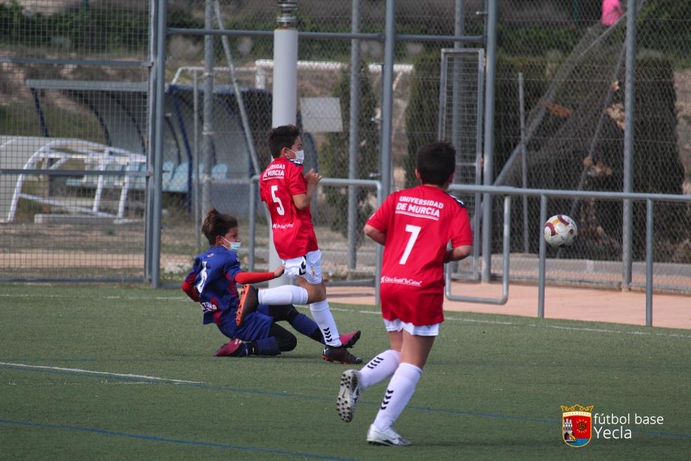 Benjamin - Academico Murcia CF 05