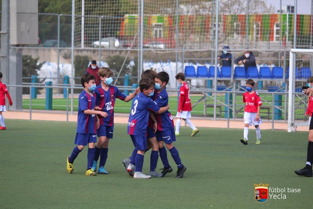 Benjamin - Academico Murcia CF 06