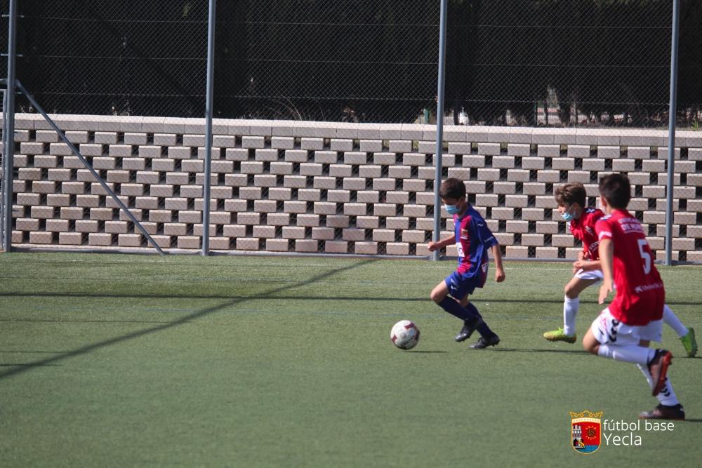 Benjamin - Academico Murcia CF 07