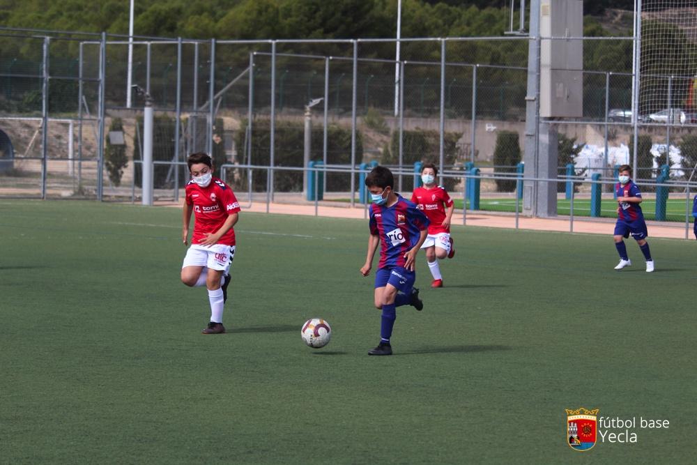 Benjamin - Academico Murcia CF 08