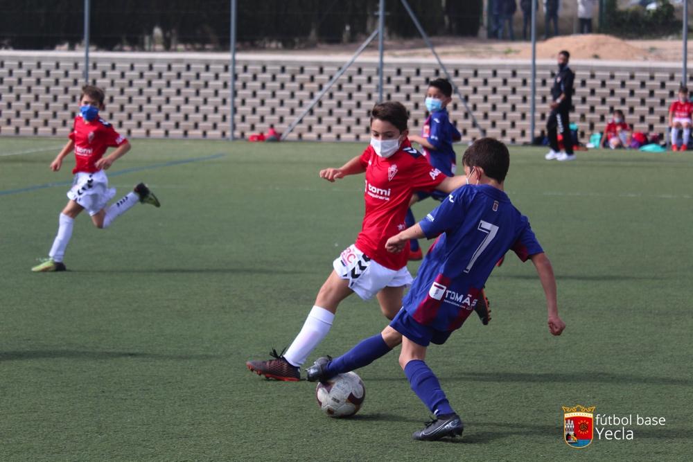 Benjamin - Academico Murcia CF 09