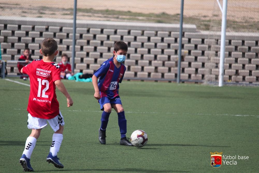 Benjamin - Academico Murcia CF 10