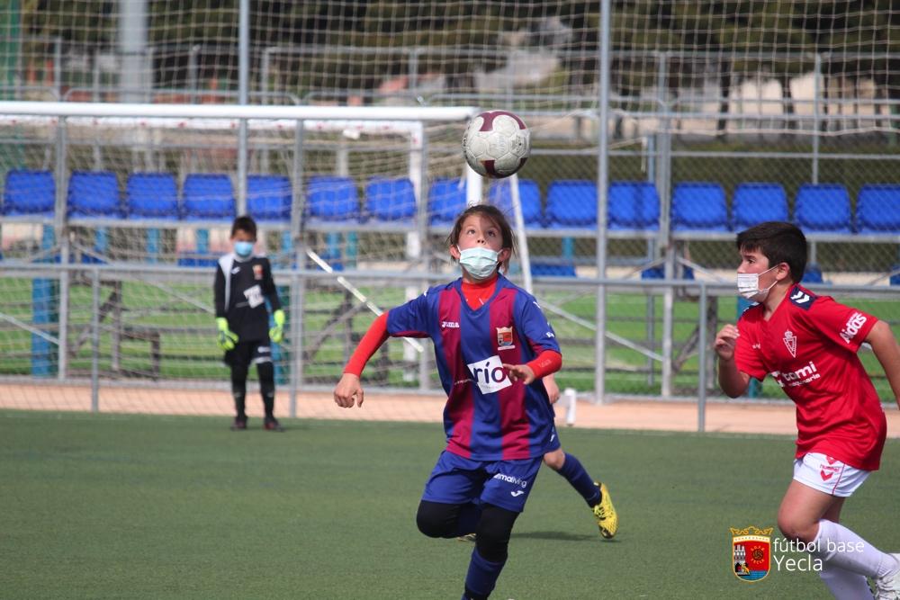 Benjamin - Academico Murcia CF 11