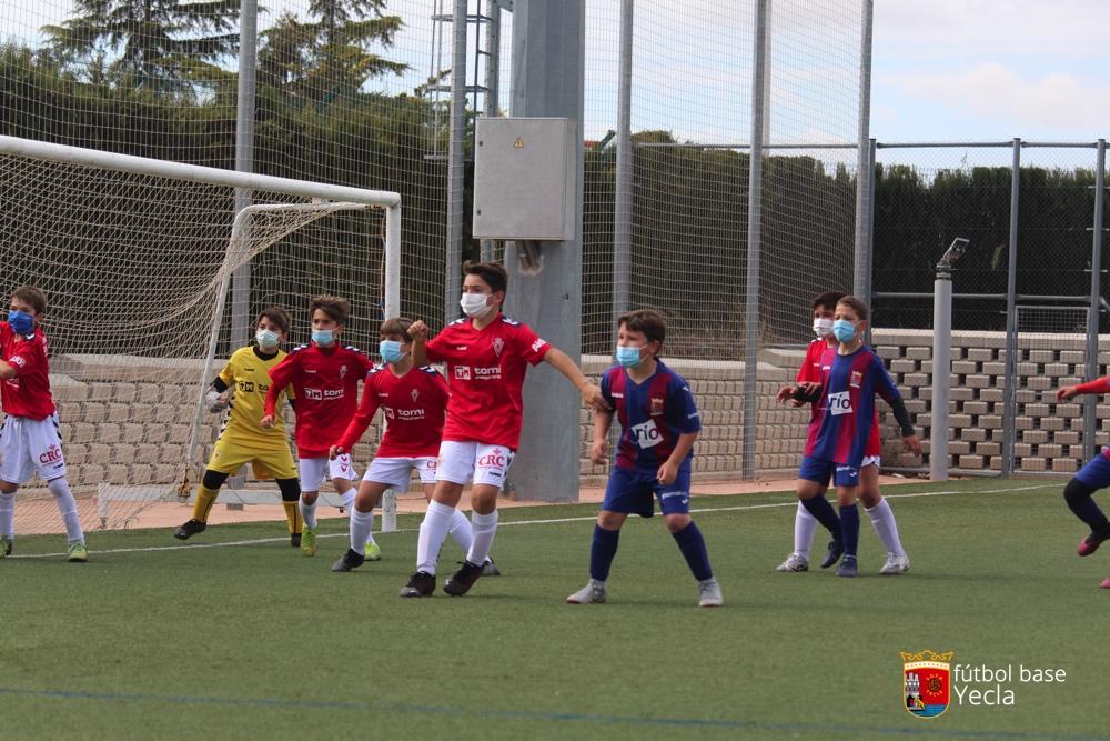 Benjamin - Academico Murcia CF 14