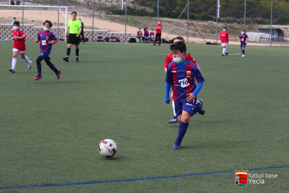 Benjamin - Academico Murcia CF 15