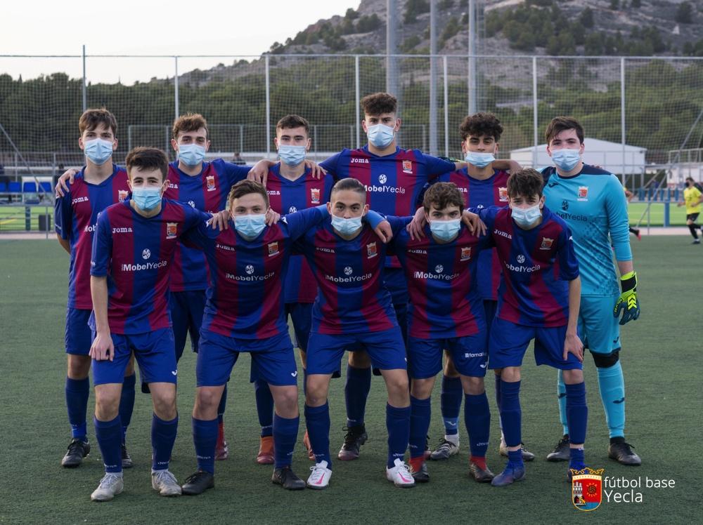 Juvenil B - Atletico Torreño 01