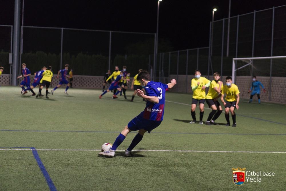 Juvenil B - Atletico Torreño 07