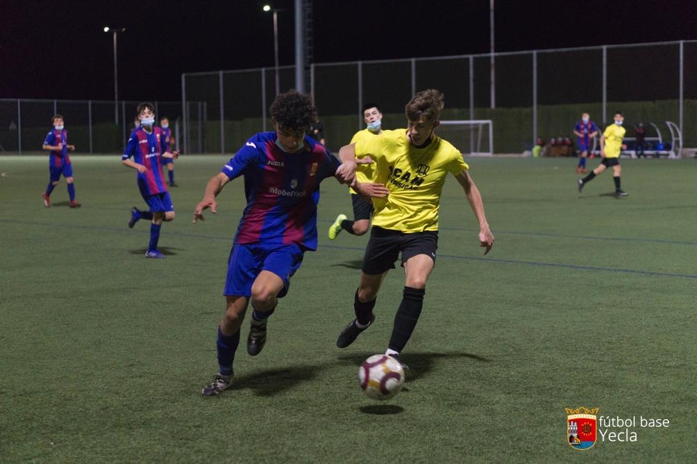 Juvenil B - Atletico Torreño 08