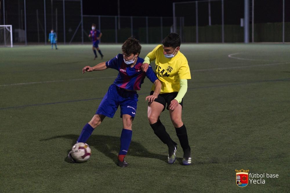 Juvenil B - Atletico Torreño 10
