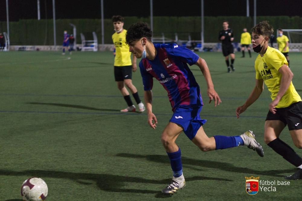 Juvenil B - Atletico Torreño 11