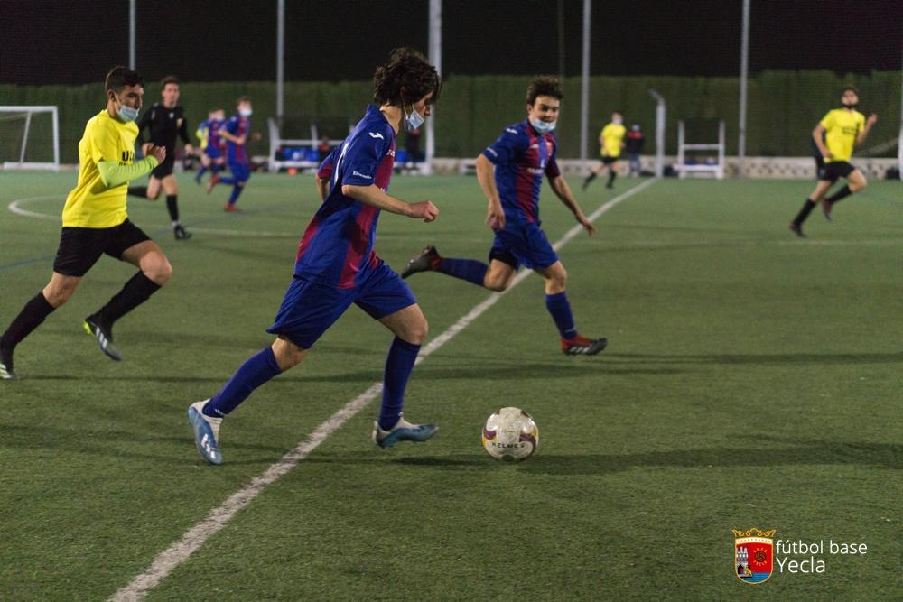 Juvenil B - Atletico Torreño 12