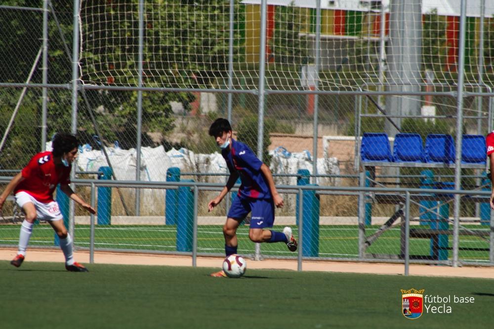 Cadete A - Real Murcia CF 01