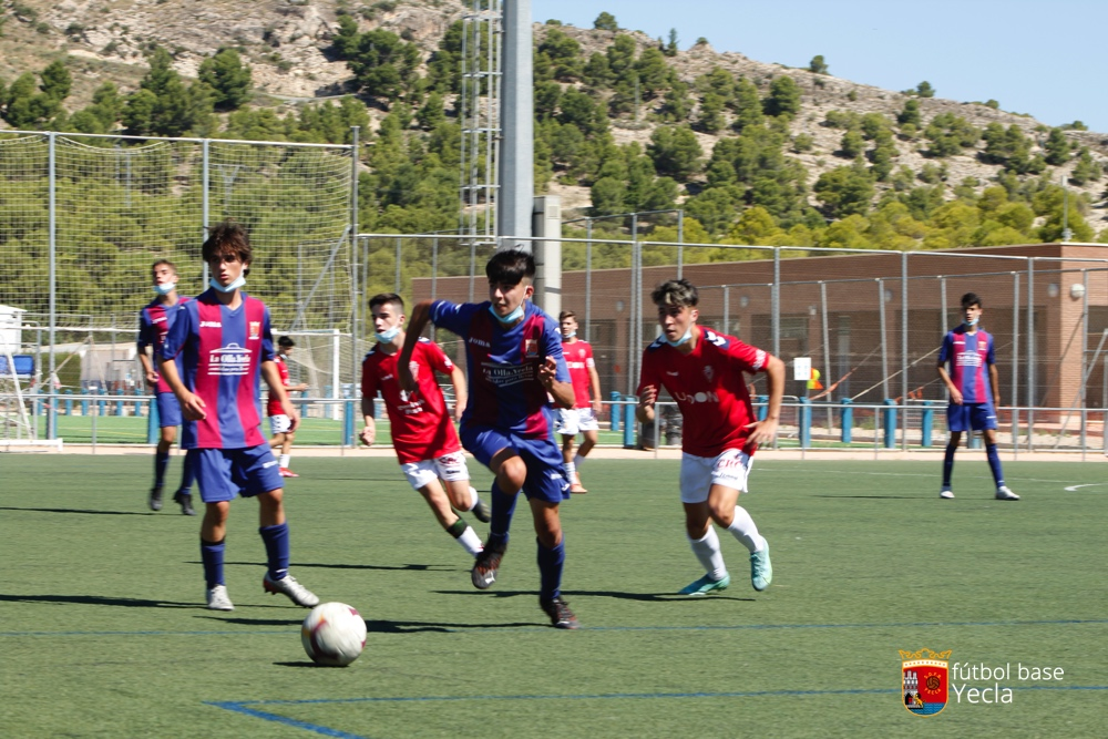 Cadete A - Real Murcia CF 03