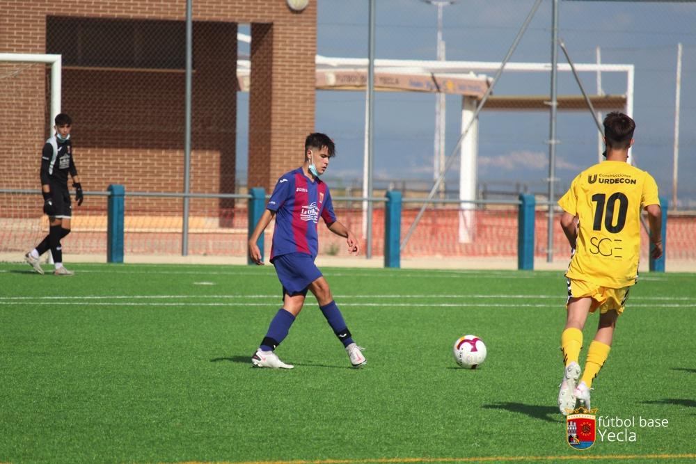Cadete A - UCAM Murcia CF 10
