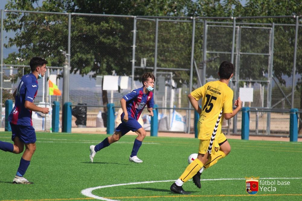 Cadete A - UCAM Murcia CF 11