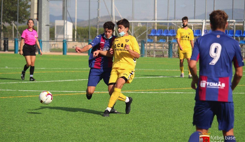 Cadete A - UCAM Murcia CF 19