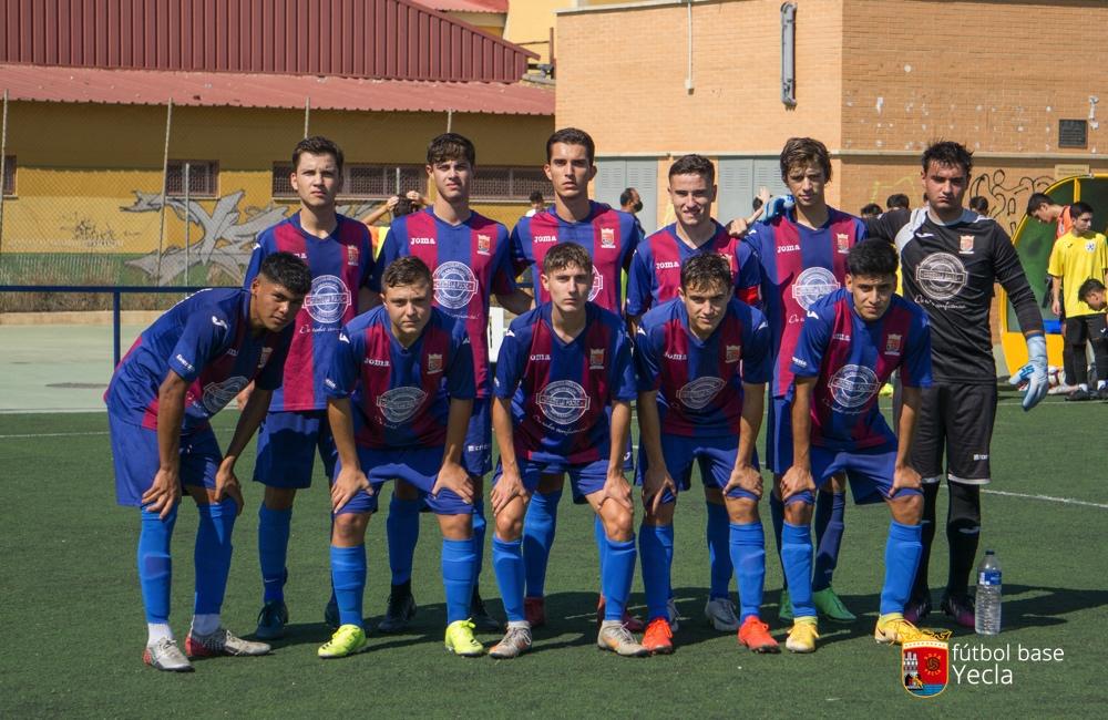 EFB Puente Tocinos - Juvenil A 01