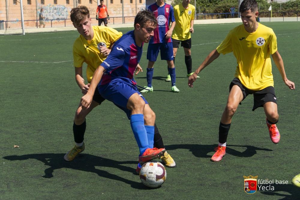 EFB Puente Tocinos - Juvenil A 07