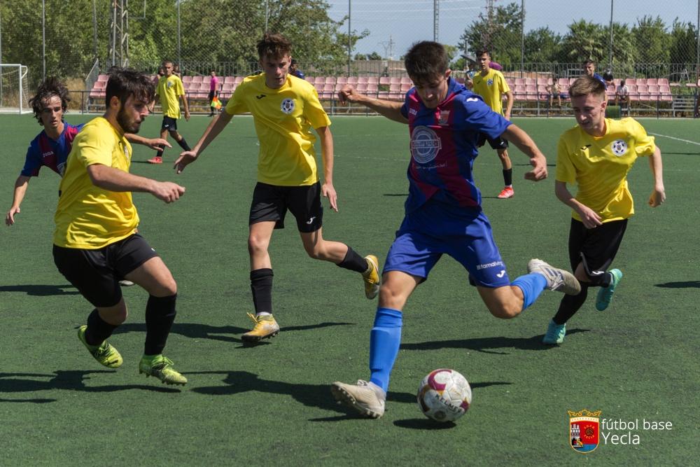 EFB Puente Tocinos - Juvenil A 08