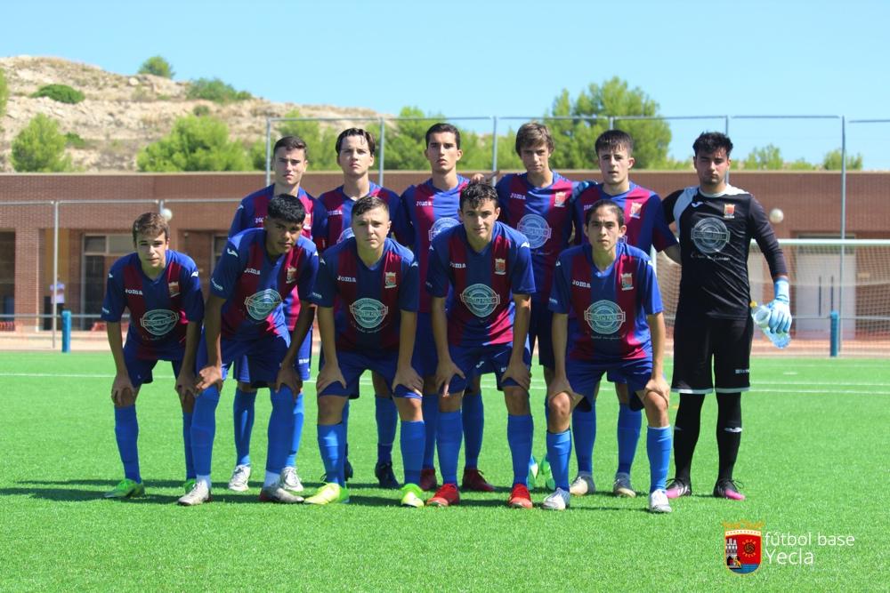 Juvenil A - Ranero CF 01