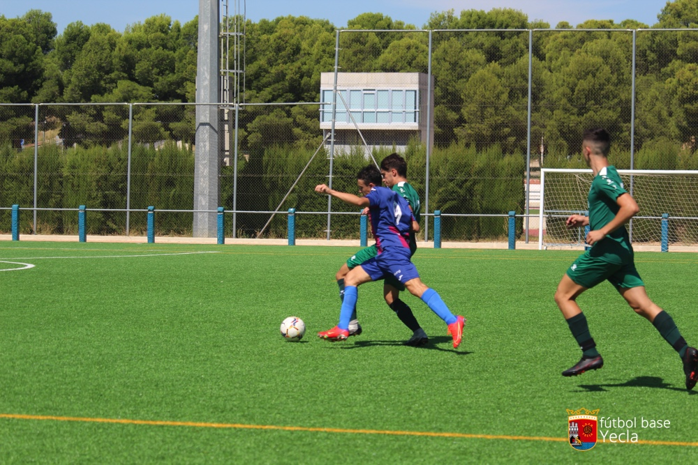 Juvenil A - Ranero 15